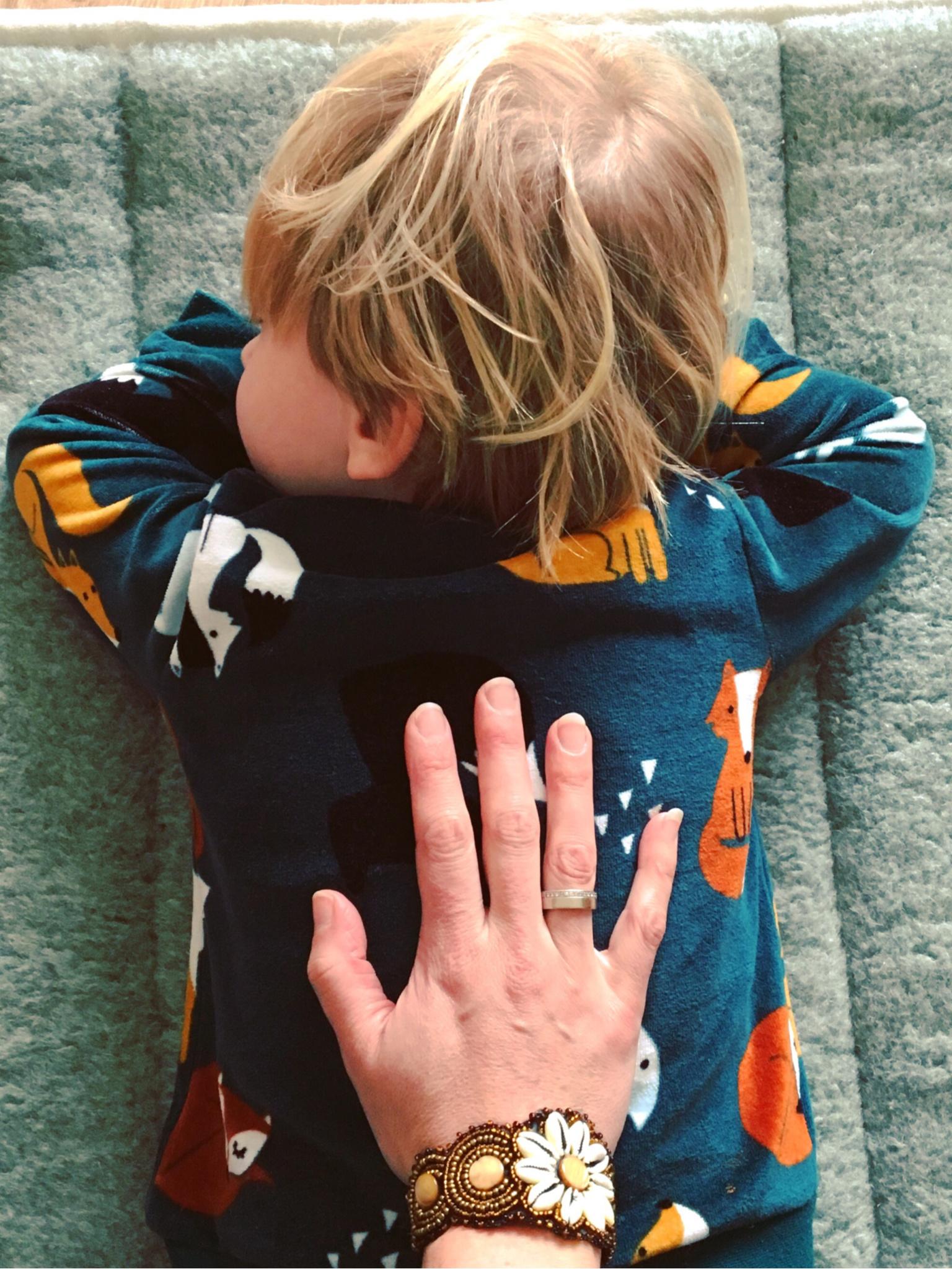 Samen Ontspannen met  je kind lessen