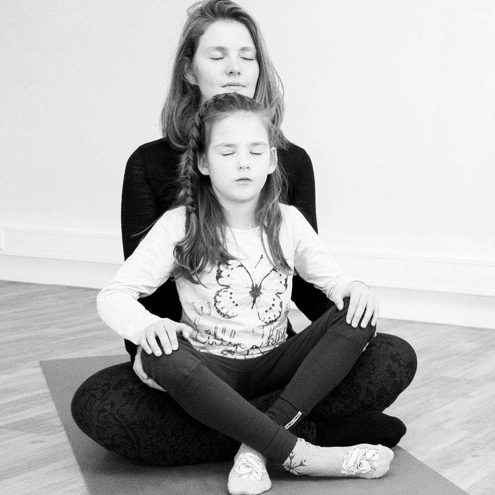Ouder en kind mindfulness