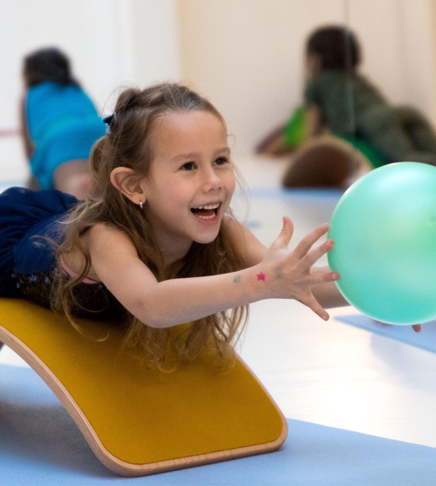 Samen Ontspannen met Kinderyoga, wobbelyoga, workshop, cursus, lessen in Utrecht De Bilt